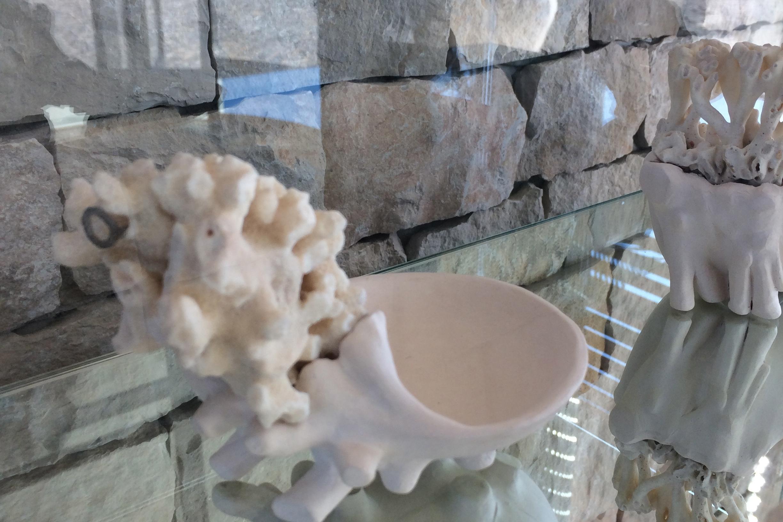 Há a cerâmica e depois há a Teresa Pavão